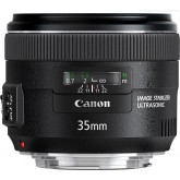 Canon Lens EF 35mm f/2 IS USM